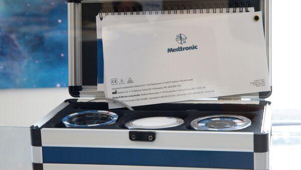 Medtronic se expandirá en Rusia a pesar de las sanciones - Sputnik Mundo