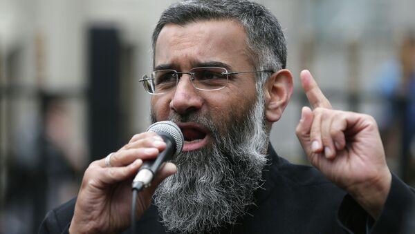 Anjem Choudary, clérigo musulmán - Sputnik Mundo