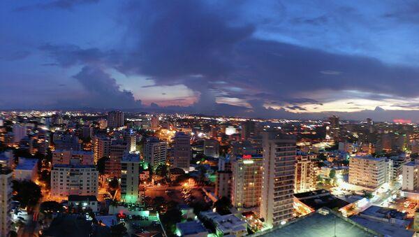 Ciudad de San Juan - Sputnik Mundo