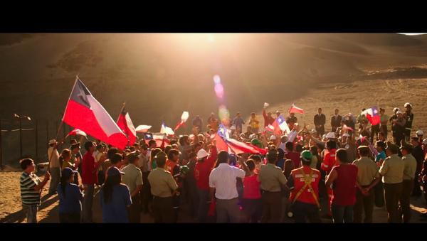 Los 33, película sobre el rescate de los 33 mineros de Atacama - Sputnik Mundo