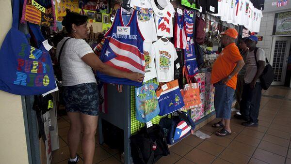 Puerto Rico entró en suspensión de pagos - Sputnik Mundo