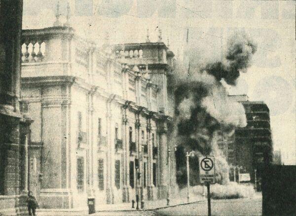 Golpe de Estado del 11 de septiembre de 1973 en Chile - Sputnik Mundo