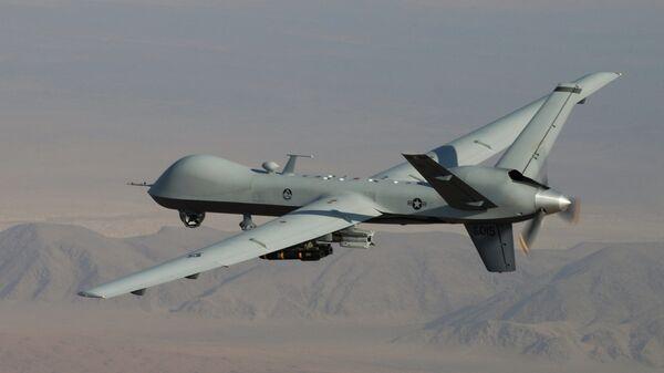 Un dron MQ-9 Reaper - Sputnik Mundo
