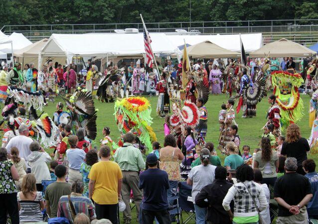 Marcha de tribus de EEUU