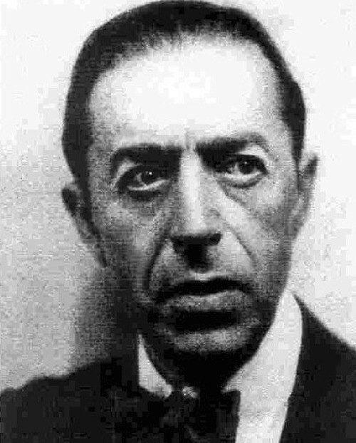 Sidney Reilly (Solomón Rosemblum)