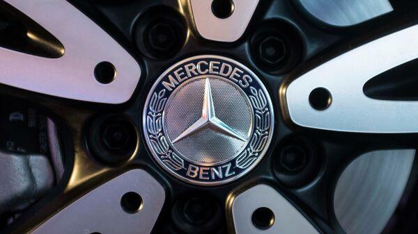 Logo de Mercedes-Benz - Sputnik Mundo