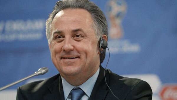 Vitali Mutkó, ministro de Deportes de Rusia - Sputnik Mundo