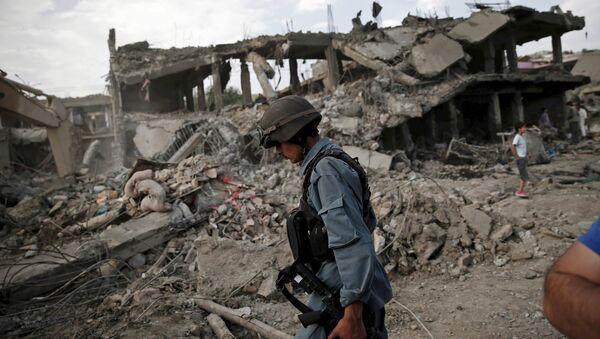 Situación en Kabul - Sputnik Mundo
