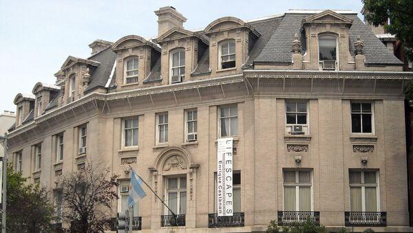 Embajada de Argentina en Washington - Sputnik Mundo