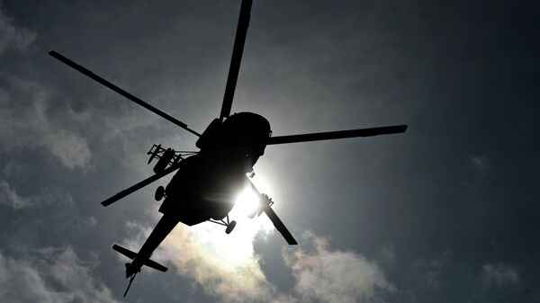 Helicóptero Mi-8 - Sputnik Mundo