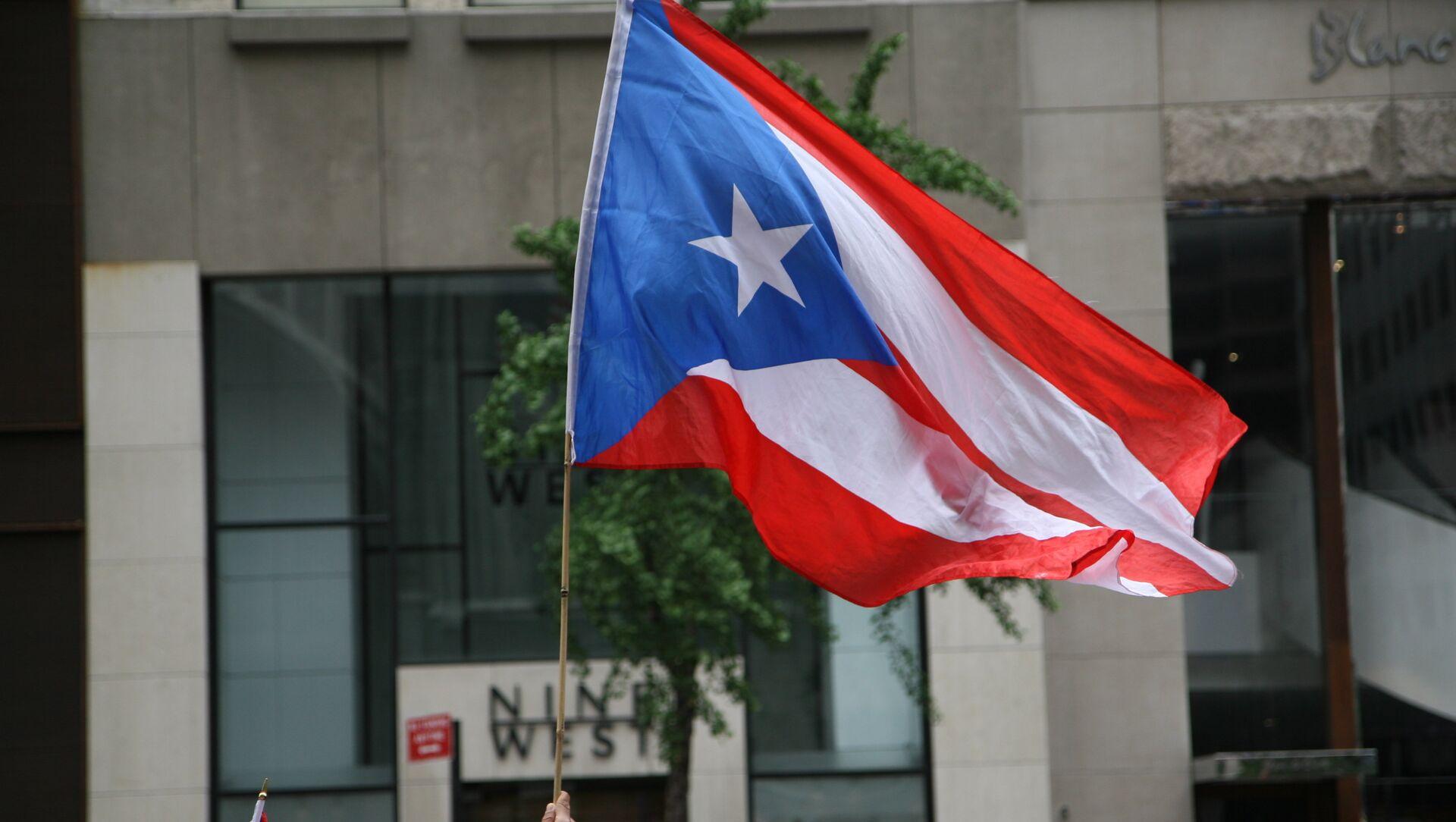 Bandera de Puerto Rico - Sputnik Mundo, 1920, 28.10.2020