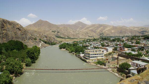 La ciudad afgana de Fayzabad, donde se produjo el terremoto (archivo) - Sputnik Mundo