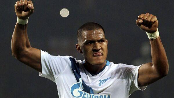 Salomón Rondón, futbolista venezolano - Sputnik Mundo