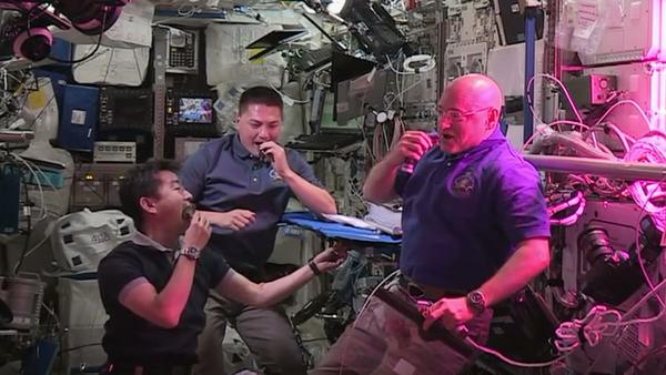 Astronautas de la EEI prueban la primera lechuga cultivada en espacio - Sputnik Mundo