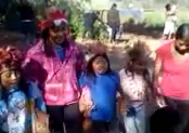 Tribus yanomamis y guaraníes de Brasil lanzan sus primeros vídeos al mundo