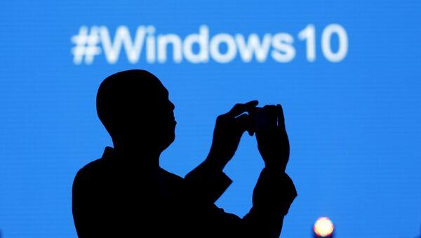 Windows 10 (imagen referencial) - Sputnik Mundo