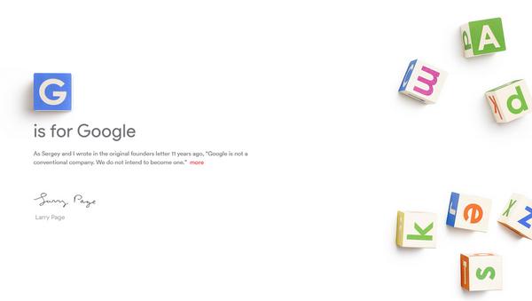 Google crea nueva empresa matriz Alphabet - Sputnik Mundo