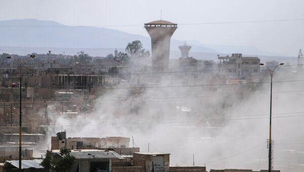 La ciudad de Hasaka, Siria (archivo) - Sputnik Mundo