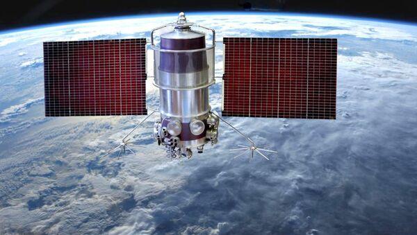 Satélite Meteor-2 (archivo) - Sputnik Mundo