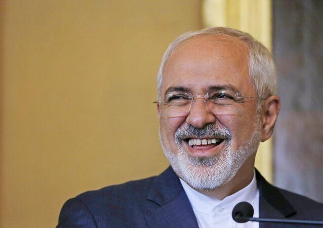 Mohammad Javad Zarif, el canciller de Irán