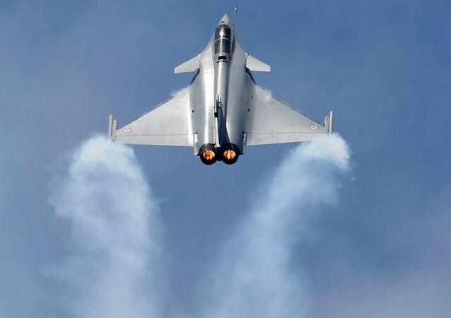 Cazas  franceses Dassault Rafale