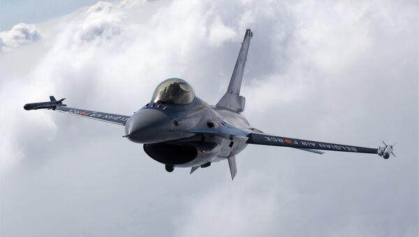 Belga F16 - Sputnik Mundo