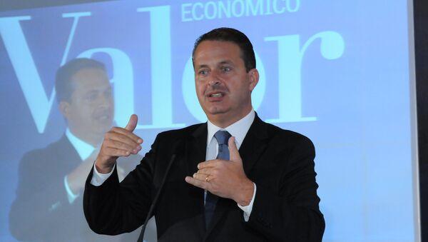 Eduardo Campos - Sputnik Mundo