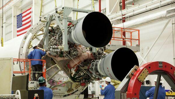 Motor ruso RD-181 - Sputnik Mundo