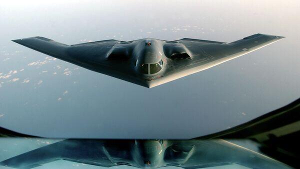 Bombardero estadounidense B-2 Spirit - Sputnik Mundo