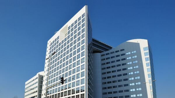 Corte Internacional de Justicia de La Haya - Sputnik Mundo