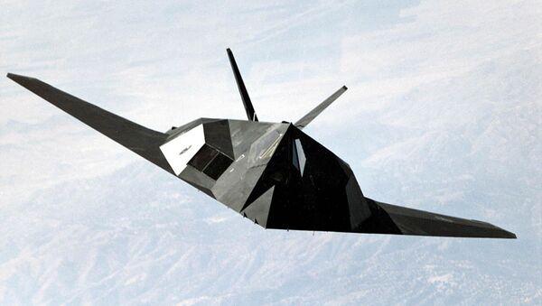 US Air Force F-117 Nighthawk - Sputnik Mundo