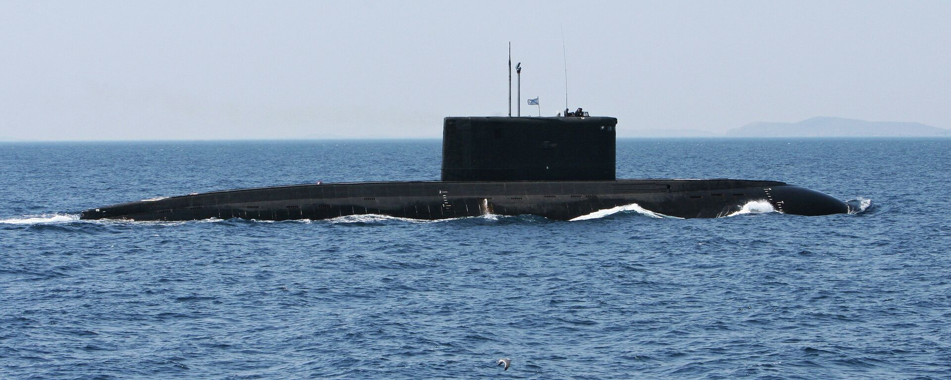 Submarino del proyecto 636.3 Varshavianka - Sputnik Mundo, 1920, 14.03.2021