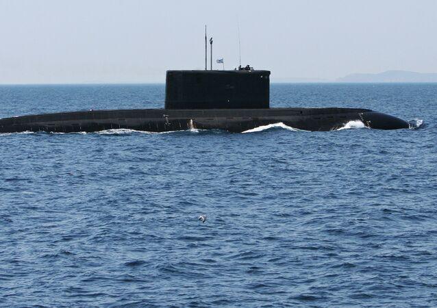 Submarino del proyecto 636.3 Varshavianka