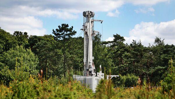 Extracción de petróleo de exquisito - Sputnik Mundo