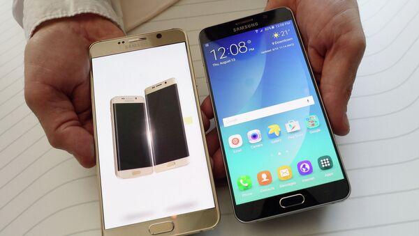 Samsung Galaxy Note 5 - Sputnik Mundo
