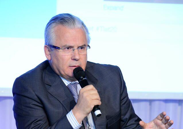 Baltasar Garzón, jurista español, defensor de Julian Assange