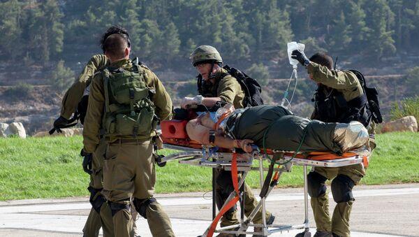 Soldado israelí es apuñalado en Cisjordania - Sputnik Mundo