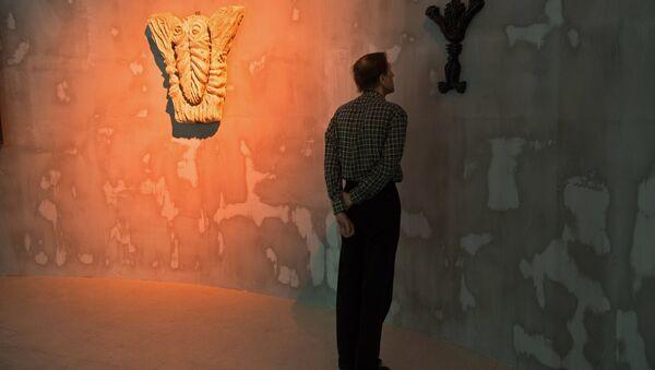 Exposición Esculturas que no vemos - Sputnik Mundo