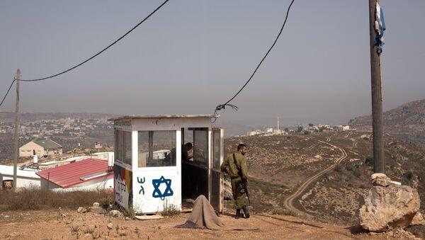 Muere adolescente palestino tras apuñalar a un soldado israelí - Sputnik Mundo