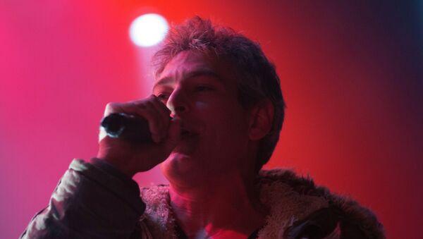 Matisyahu, cantante - Sputnik Mundo