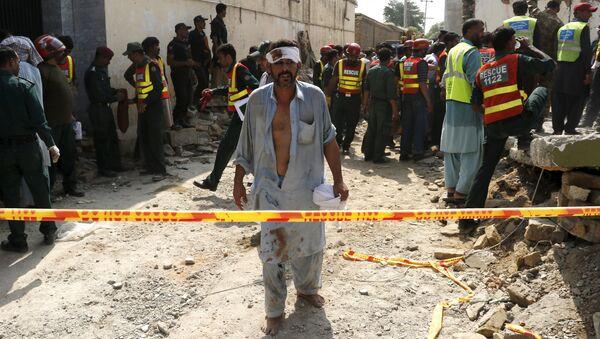 Atentado suicida perpetrado en la provincia de Punjab al este de Pakistán - Sputnik Mundo
