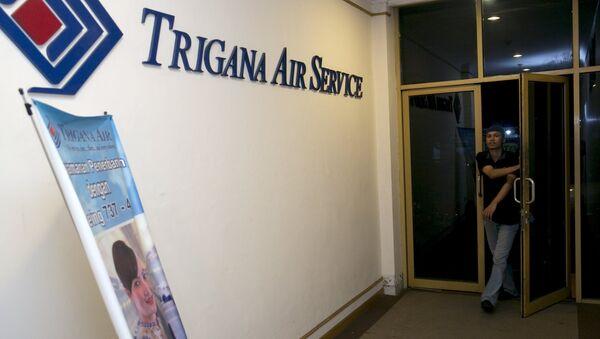 Trigana Air - Sputnik Mundo