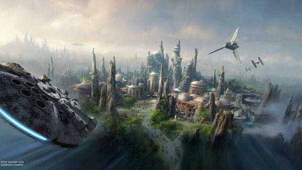 Disneyland, Star Wars - Sputnik Mundo