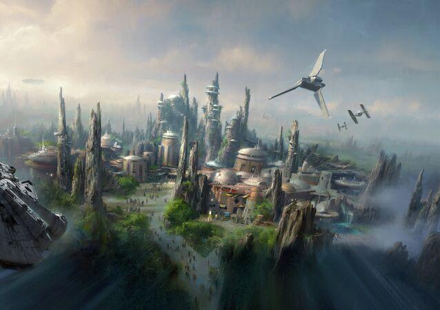 Disneyland, Star Wars