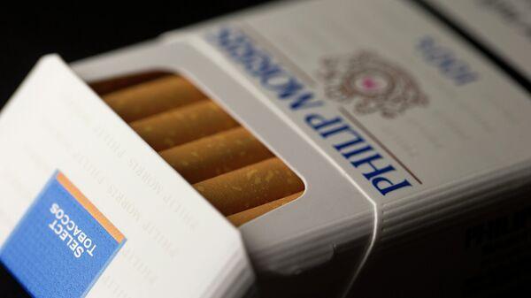 Cigarrillos Philip Morris - Sputnik Mundo