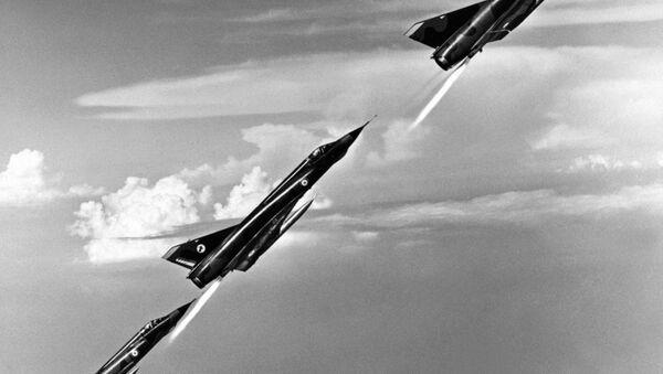 Mirages III - Sputnik Mundo