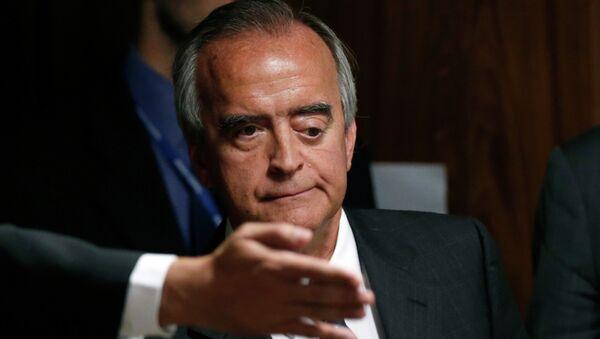 Néstor Cerveró, ex director del área internacional de Petrobras - Sputnik Mundo