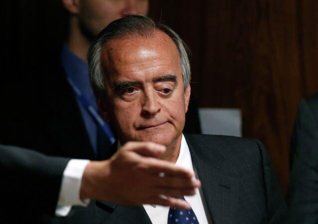 Néstor Cerveró, ex director del área internacional de Petrobras
