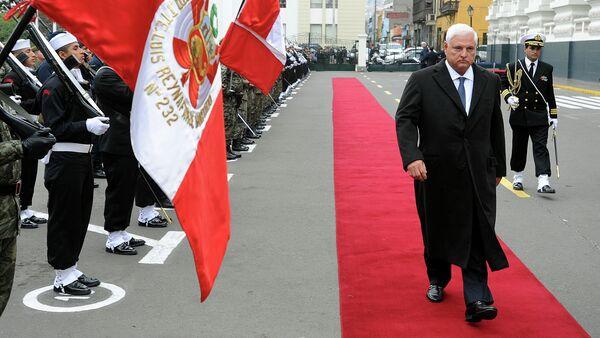 Ricardo Martinelli, ex presidente de Panamá (2009-2014) - Sputnik Mundo