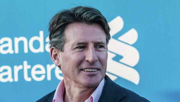 Sebastian Coe, presidente de la IAAF - Sputnik Mundo
